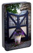Maymont Gate Portable Battery Charger