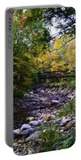 Mcarthur Bridge Over The Roaring Branch Portable Battery Charger