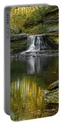 Mccormick's Creek Falls Portable Battery Charger