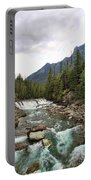 Mcdonald Falls - Glacier Portable Battery Charger