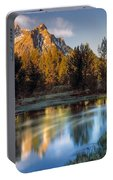 Mcgown Peak Sunrise  Portable Battery Charger