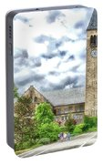 Mcgraw Tower Cornell University Ithaca New York Pa 10 Portable Battery Charger
