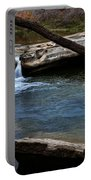 Mckinney Falls State Park-upper Falls 6 Portable Battery Charger
