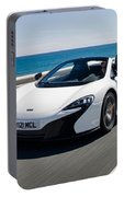 Mclaren 650s Spider Portable Battery Charger