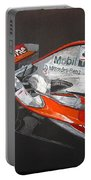 Mclaren F1 Alonso Portable Battery Charger