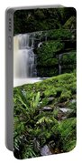 Mclean Falls In Southland New Zealand Portable Battery Charger