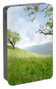 Meadow View Spring Portable Battery Charger
