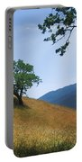 Meadow View Summer Portable Battery Charger