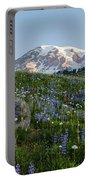 Meadows Of Glory Portable Battery Charger