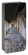 Medieval Church Entrance Portable Battery Charger