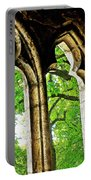 Medieval Triptych Portable Battery Charger