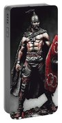 Medieval Warrior - 13 Portable Battery Charger