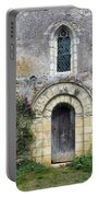 Medieval Window And Door Portable Battery Charger