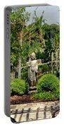Meditation Garden Portable Battery Charger