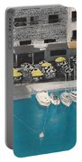 Mediterranean Harbour Portable Battery Charger