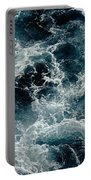 Mediterranean Sea Art 114 Portable Battery Charger