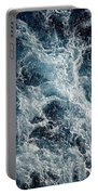 Mediterranean Sea Art 117 Portable Battery Charger