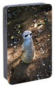Meerkat Responding Portable Battery Charger
