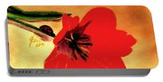 Meet Me In The Tulips Portable Battery Charger