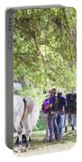 Meet Me Under The Trees Portable Battery Charger