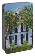 Meeting Street In Bloom Portable Battery Charger