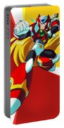 Mega Man X Portable Battery Charger