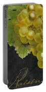 Melange Green Grapes Portable Battery Charger