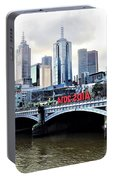 Melbourne 2014 Aids Conference Portable Battery Charger