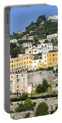 Mellow Yellow Buildings Portable Battery Charger