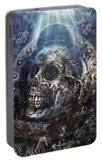 Memento Mori Portable Battery Charger