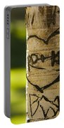 Memories In The Aspen Tree Portable Battery Charger by James BO  Insogna