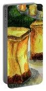 Memories Luminaria Portable Battery Charger