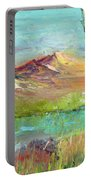 Memories Of Somewhere Out West Portable Battery Charger