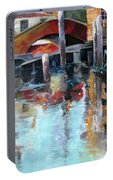 Memories Of Venice Portable Battery Charger