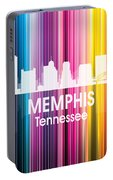 Memphis Tn 2 Squared Portable Battery Charger