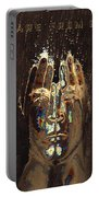 Men Are From Mars Gold Portable Battery Charger
