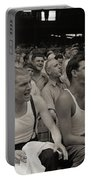 Men Booing Portable Battery Charger