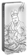 Men Of The East Portable Battery Charger