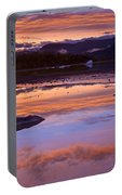 Mendenhall Sunset Portable Battery Charger