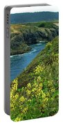 Mendocino Headlands Portable Battery Charger