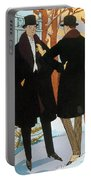 Mens Fashion, 1919 Portable Battery Charger