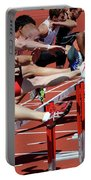 Mens Hurdles 2 Portable Battery Charger