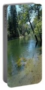 Merced River Banks Portable Battery Charger