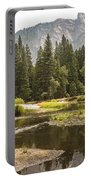 Merced River Yosemite Valley Yosemite National Park Portable Battery Charger