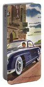 Mercedes 300 Sl Portable Battery Charger