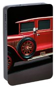 Mercedes-benz Typ 300 Pullman Limousine 1926 Painting Portable Battery Charger