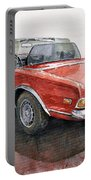 Mercedes Benz W113 Sl280 Portable Battery Charger