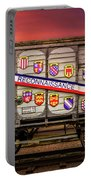 Merci Train Car Portable Battery Charger