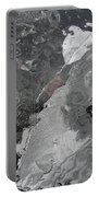 Mercurial Ice Abstract Portable Battery Charger