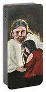 Mercy, No Sin To Great Portable Battery Charger by Clyde J Kell